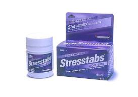 فيتامينات Stress tabs